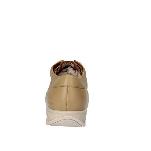 MBT Sneakers Hombre 42 EU Beige Cuero