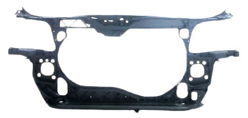 OE Replacement Audi A4 Radiator Support (Partslink Number AU1225110) Audi A4 Radiator Replacement