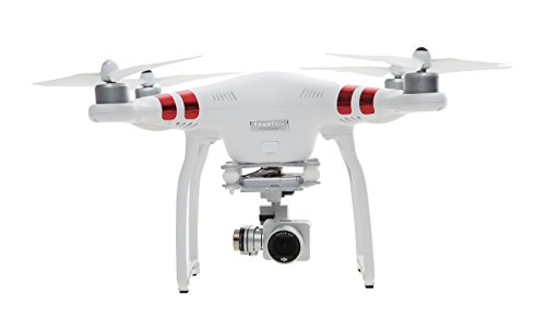 DJI Phantom P3-STANDARD Quadcopter Drone with 2.7K HD Video Camera