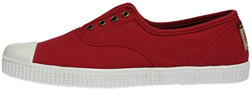 Paperplanes-1350 Casual Low Top Flats Women Canvas Sneakers 1351-red bQmAE