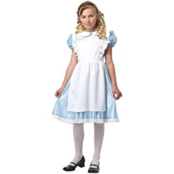 Alice Child Costume Child Medium (8-10)