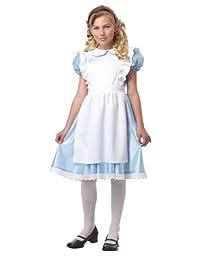 Alice Child Costume, Size Large