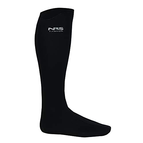 Pack Boundary - NRS Boundary Sock with HydroCuff Black Large