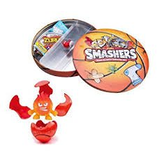 ZURU Smashers Series 1 Collector' s Tin with 1 Limited Edition