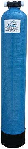 (Portable 'Mobile-soft-water' Water Softener 32,000 Grain Capacity Manual Regeneration)