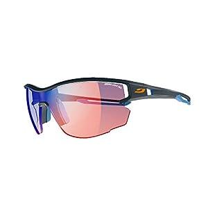 Julbo Aero Sunglasses (Zebra Light - Dark Blue/Blue)