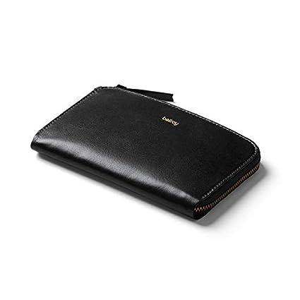 fabbricazione abile prezzo minimo migliori scarpe da ginnastica Bellroy Pocket, portafoglio da donna in pelle (6 carte, contante,  telefono)-Black