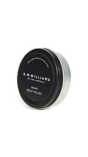 R.M. Williams Men's Stockman's Boot Polish, Black, One Size