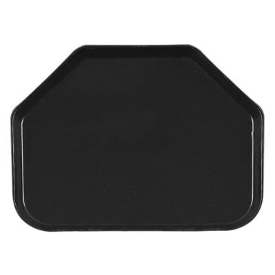- Camtray, Trapezoid, 14'' X 22'', Black, Nsf Special Order Item Not Carried In Stock; (12 Pieces/Unit)