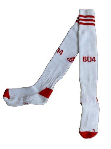 Adidas Bayer 04 Leverkusen Kinder Stutzen Socken Gr.34-36