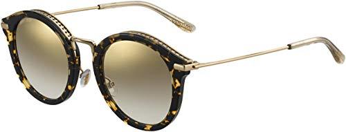 Jimmy Choo BOBBY/S 0086 Dark Havana Round Sunglasses ()