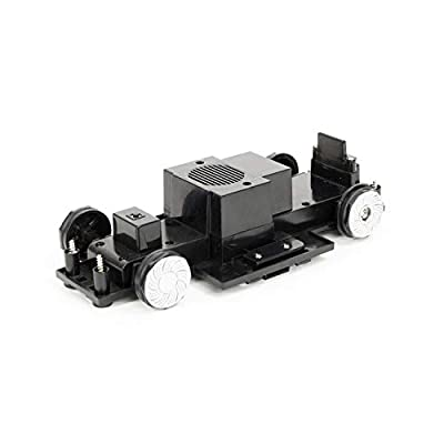 RideMakerz Disney Pixar Car's Stealth Mater Build Your Own Ride Shell: Toys & Games