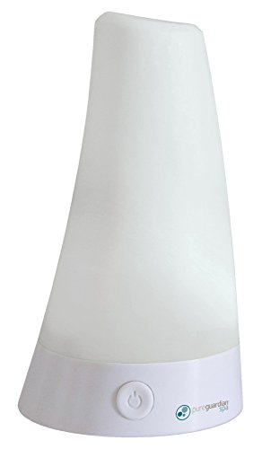 PureGuardian Aromatherapy Essential Oil Diffuser with Ultrasonic Technology White SPA101WCA