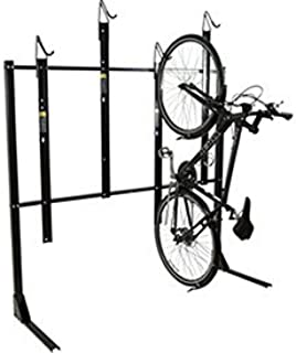 "product image for 4-Bike Vertical Bike Rack, Non-Locking, 72""W x 45""D"