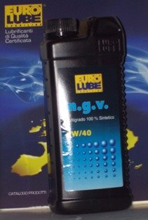 Aceite eurolube m.g.v. 5 W/40 Acea A3/B3/B4 de 1 litro: Amazon.es: Coche y moto