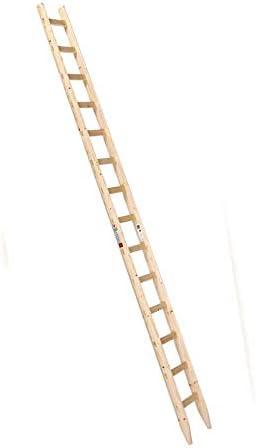 Holz-Sprossenanlegeleiter 14 Spr.