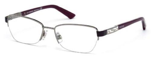SWAROVSKI Eyeglasses SK5068 012 Ruthenium 53MM ()
