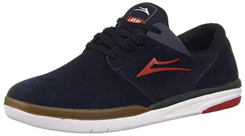 Ai18 Suede Lakai red Navy Skate red Freemont Navy Scarpe Surf Iq1Pq06w