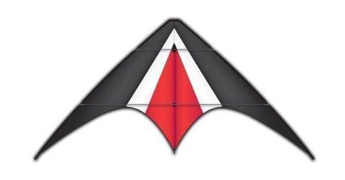 X-Kites Dc Sport Kite 75 - Dual Control Nylon, Lazer