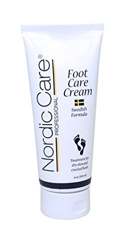 Nordic Care Foot Care Cream 6 oz. (Pack of 2) by Nordic Care