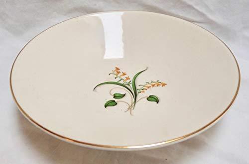 - 1950s Knowles Forsythia Fruit Bowl 5.5