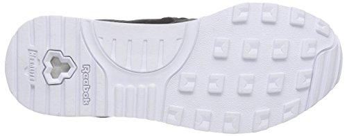 Reebok Ventilator Smb, Zapatillas de Running para Niños Negro / Blanco (Coal / White)