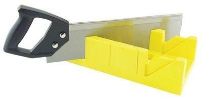 GREAT NECK SAW 176136 14-Inch Miter Box/Saw Kit
