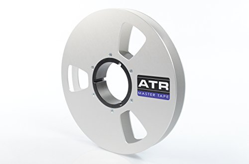 ATR Magnetics 1'' Master Tape | 10.5'' Reel | Empty by ATR Magnetics