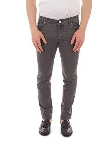 Cohen 06510 Slim 40 Jacob Grigio Comf J622 Jeans Uomo POcOd8