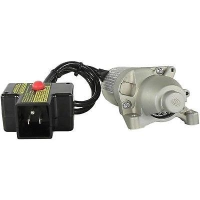 NEW Starter for Snow Blowers w/ Briggs & Stratton Engines Electric Start 110 Volts 1ACQD170b ACQD170b by Discount Starter & Alternator