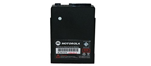 Minitor V Pager Battery RLN5707 Motorola OEM 3.6 Volt 650mAh Nickel Metal (Motorola Nimh Battery)