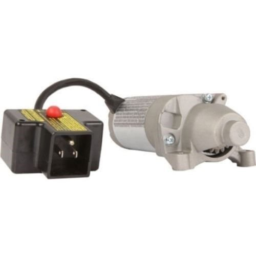 New Starter For TORO SNOW BLOWER w/ LONCIN ENGINES 119-1983 ACQD154 by Discount Starter & Alternator