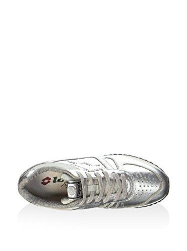 Lotto Leggenda  S5859,  Damen Tokyo Shibuya Silber/Metall/Weiß/Antik