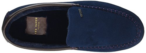 Ted Baker Mens Moriss 2 Slipper Dark Blue