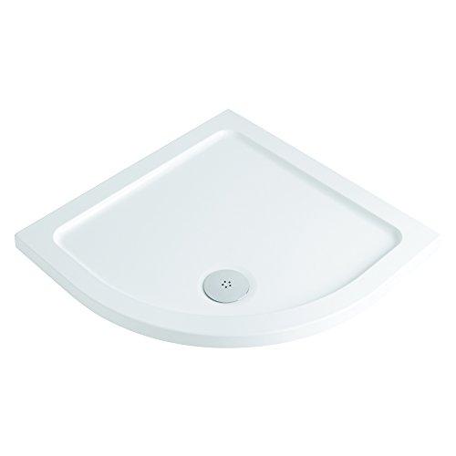 (Home Standard 800mm x 800mm Low Profile Quadrant Shower Tray)