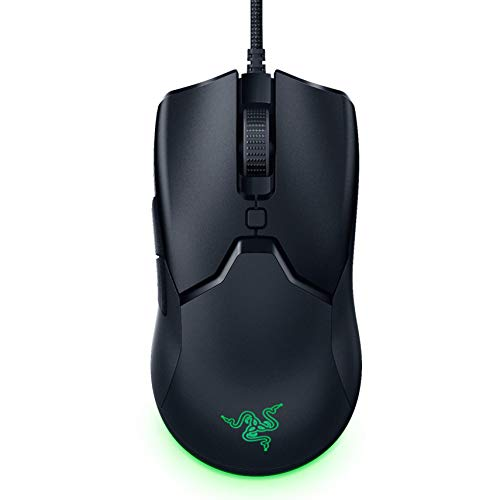Razer Viper Mini Ultralight Gaming Mouse: Fastest Gaming Switches – 8500 DPI Optical Sensor – Chroma RGB Underglow…