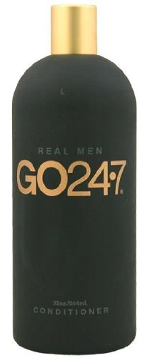 Go24-7 Real Men Conditioner 32oz by N'iceshop