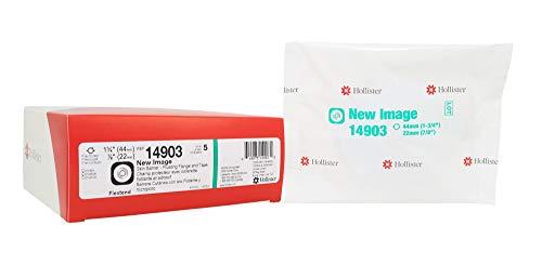 Hollister 14903 New Image Flextend Convex Pre-Cut Skin Barrier w/ Tape 1 3/4