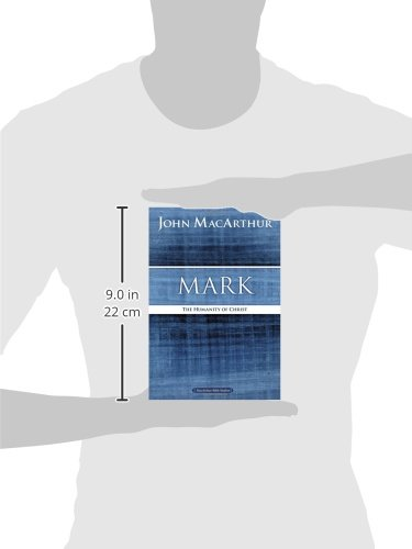 Mark the humanity of christ macarthur bible studies john f mark the humanity of christ macarthur bible studies john f macarthur 9780718035020 amazon books fandeluxe Choice Image