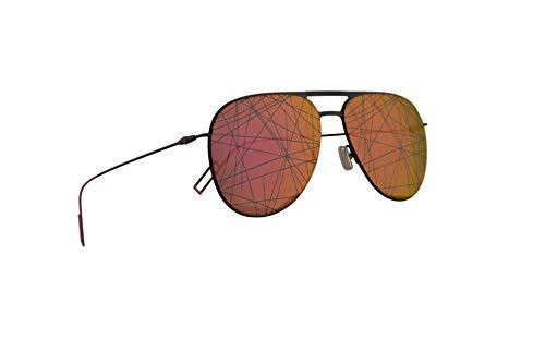 55fd9878188cc Christian Dior Homme Dior0205S Sunglasses Black Fuchsia w Pink Lens 59mm  3MR01 0205S Dior0205 S 0205 S