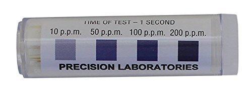 Iodine Test Strips - LaMotte Sanitizer Strength Iodine Test Strips