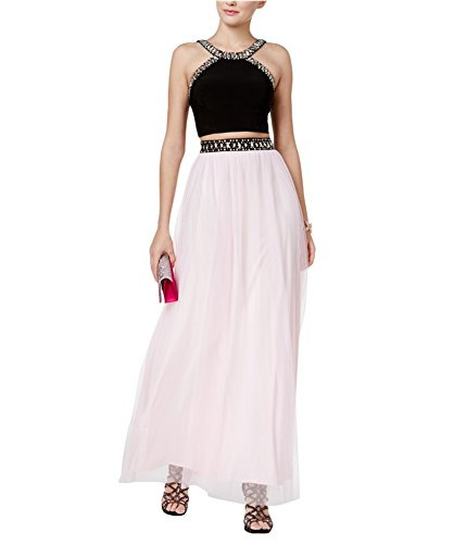 Blondie Nites Womens Embellished A-Line Dress BPI 3XL – Juniors