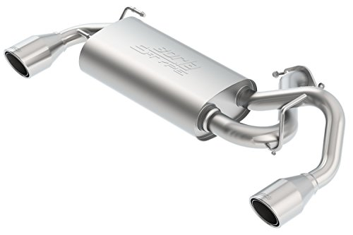 Borla 11762 Rear Section Exhaust - ALTIMA COUPE '08 3.5L V6 AT/MT FWD ()