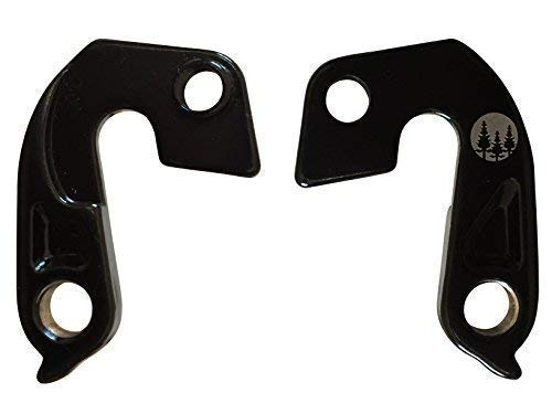 Derailleur Hanger for Specialized Bicycles Stumpjumper Hardrock Hotrock S-works Enduro Fatboy Camber Epic Crave Rockhopper Specialized Part Numbers 9895-4021 Rear Derailleur Hanger - Hangers Derailleur Parts