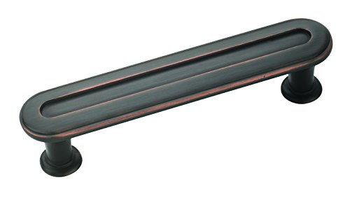 Amerock Porter Collection - Amerock BP27024-ORB Coles Handle 3-Inch Center, Oil Rubbed Bronze