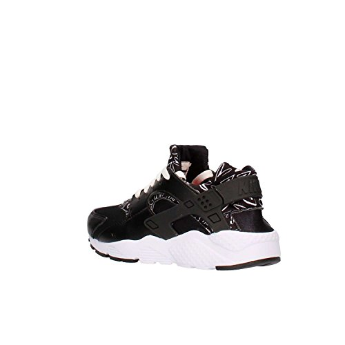 Zapatillas Nike – Huarache Run Print (GS) negro/blanco