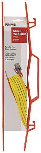 Prime Wire & Cable CA002000 Cord winder, Orange