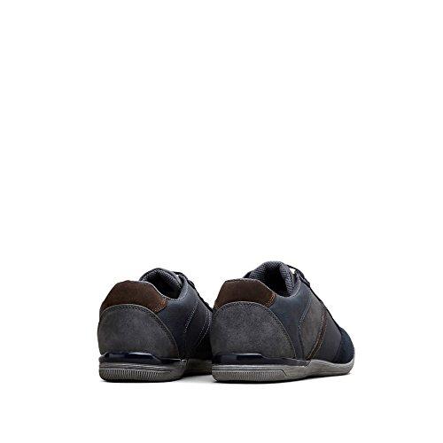 Reaktion Kenneth Cole Som Ingen Annan Låg Top Sneaker - Mens Navy