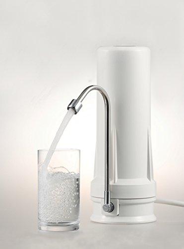 ウォーター2ホワイト 置き型浄水器 8年間カートリッジ不要 酸化還元浄水器 水道水が名水に変身 ホワイト ハイテクヘルスウォーター