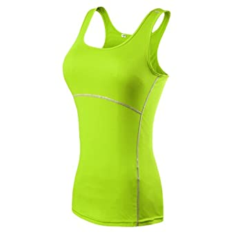 SGYHPL Yoga Tops Chaleco Mujer Deportes Top Tank Duick Dry ...